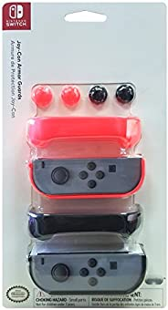 Nintendo 任天堂 Switch Joy-Con 护甲 (2) 件装 - 黄色和黑色 红色