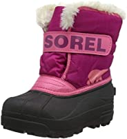 Sorel 中性兒童 Snow Commander 雪地靴