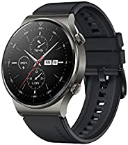 HUAWEI Watch GT2 Pro Night Black/智能手表/長時間電池/音樂保存?再生