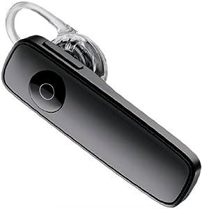 Plantronics 缤特力 M165新版 蓝牙耳机(黑) 全新升级 双麦克风降噪,支持A2DP音乐播放