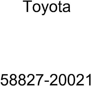 TOYOTA 58827-20021 控制台隔层门挡垫片