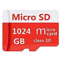 Micro SD 卡 1TB Class 10 高速 Micro SD SDXC 存儲卡帶 SD 適配器(1TB)