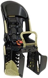 OGK技研 RBC-011DX3 带头枕舒适儿童气垫黑色×军绿色 210-01251