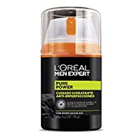 L'Oreal 欧莱雅 Men Expert Pure Power 男士抗斑保湿霜,50毫升 (新老包装更替)