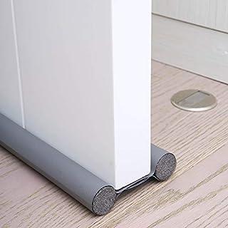 门挡板?皮革风塞可在 81.28 厘米到 94.02 厘米之间调节。防风、防水、防风化条形隔音板,在保护下节省能源,不要使用胶水