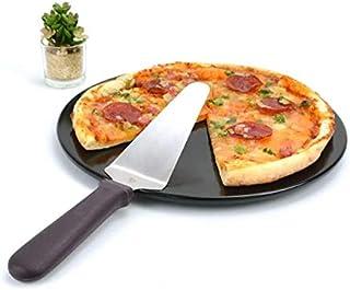 不锈钢披萨铲 – 蛋糕夹三角铲形服务器,适用于蛋糕铲烘焙翻转器 – 转转接 牛排 食物描述烹饪 – 馅饼的翻转
