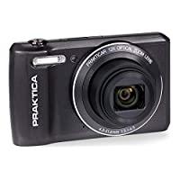PRAKTICA Z212-GY 20 MP 64 MB 12 x Zoom Wi-Fi Luxmedia LE Camera - Graphite