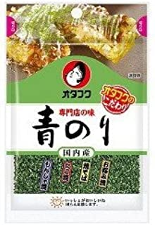 Otafuku Aonori 薄片(海藻),0.25盎司(0.0克)x3