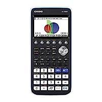 Casio 卡西歐 FX-CG50 圖形計算器 帶高分辨率彩色顯示屏(透明塑料包裝)