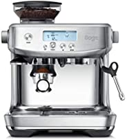 Sage 意式咖啡机 the Barista Pro SES878 3秒速热,15bar,拉丝不锈钢