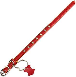 Arquivet 8435117895355 项链 皮革 Basico 红色 25 x 55 厘米