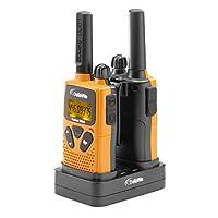 DeTeWe Outdoor 8500 *移动无线电设备 对讲机 两件装(覆盖范围高达 10 公里)