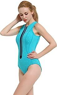Cressi 女式 Termico 优质超纤 2 毫米泳衣