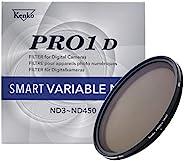 Kenko 肯高 PRO1D SMART 可变 NDX ND3-ND450 77 毫米