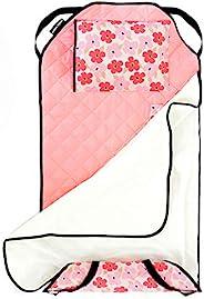 Urban Infant Tot Cot 多功能一体学前/日托幼儿午睡垫 Poppies