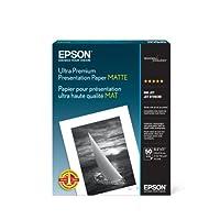 EPSON ULTRA PREMIUM presentation PAPER 哑光(81.28cm x ,50页) (s041341)