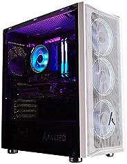 Allied Patriot Liquid Cool 桌面游戏电脑:Intel Core i-7 10700K, RTX 3070 Super 8GB, 120mm LC, 16GB 3000MHz, 512GB PCI