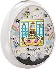 TAMAGOTCHI On-Magic虚拟宠物玩具,亚马逊独家配件,奇幻白