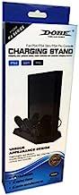 Dobe PS4 3合1充电冷却支架 适用于索尼 PS4、PS4 Slim 或 PS4 Pro 控制台