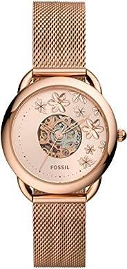 Fossil 手表 TAILOR ME3187 女士 玫瑰金