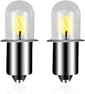 18 伏手电筒灯泡 - HuthBrother,兼容 RYOBI 替换氙气灯泡 / 18V ONE+ 无绳(2)