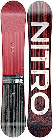 Nitro Snowboards Prime Distort BRD '21 All Mountain Beginner Wide Board 适用于大