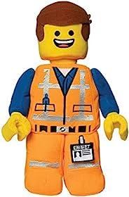 乐高电影 2 毛绒玩具 12 英寸 Emmet Brickowski 公仔