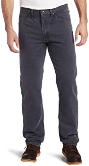 Lee 男士标准修身直筒牛仔裤 Thunder 42W x 30L