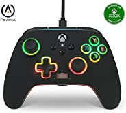 PowerA Spectra Infinity 增强有线控制器,适用于 Xbox 系列 X|S,游戏手柄,有线视频游戏控制器,游戏控制器,Xbox One,官方* - Xbox Series X