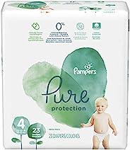 Pampers 帮宝适纯保护新生儿一次性尿布 4 23