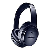 Bose QuietComfort 35 (系列II) QC35 II 无线消噪耳机 蓝牙头戴式耳机 带Alexa控制 - 午夜蓝