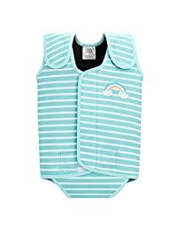 氯丁橡胶婴儿连体衣 - 婴儿学步游泳池泳衣