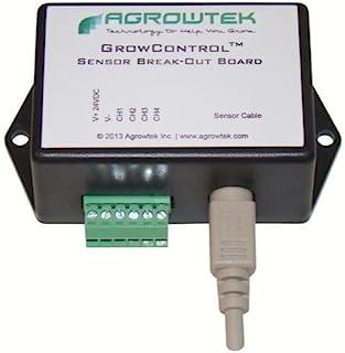 Agrowtek 传感器电缆断电板 - 传感器电缆到端子块