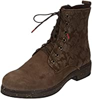 Think! Cogita_3-000406 女士耐用,轻质内衬短靴