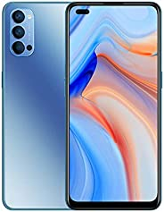 Oppo Reno4 5G 智能手机 8/128 GB Galactic Blue 双卡 Android 10.0
