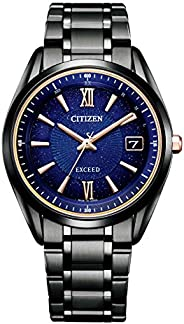 [Citizen] 腕表 Exeded 钛技术 50周年纪念 漫画蓝色系列 限定款 700 根 有序列号码 AS7164-99L 男士 黑色
