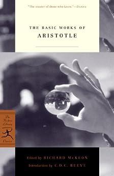 """The Basic Works of Aristotle (Modern Library Classics) (English Edition)"",作者:[Aristotle, Richard McKeon]"