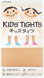 ATSUGI 厚木 儿童连裤袜 【日本制】 KID'S TIGHTS(儿童连裤袜) 50D连裤袜 〈3双装〉 米色 110