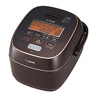 ZOJIRUSHI 象印 電飯煲 NW-JT10-TA 壓力IH式 鐵器涂層 棕色 5.5合(約0.92L) 需配變壓器