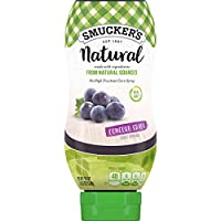 Smucker's Natural Squeeze Fruit Spread, Concord Grape, 19 Ounce (Pack of 12)