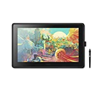 Wacom 創意數位屏 Cintiq 22 FHD 黑色 附Amazon限定數據 DTK2260K1D