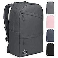 簡約現代傳統背包,帶筆記本電腦隔層套筒 石墨色 15 Liters LGY-15-GPH