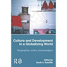 Culture and Development in a Globalizing World: Geographies, Actors and Paradigms (English Edition)