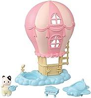 Calico Critters 婴儿气球玩具小屋