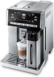 De'Longhi 德龙 PrimaDonna ESAM 6900.M 全自动咖啡机 带有牛奶系统,一键可选Cappuccino/Espresso,4.6寸(约11.68cm)TFT彩色显示屏,巧克力热饮功能,不