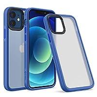 CYRILL Color Brick 專為 Apple iPhone 12 手機殼(2020),iPhone 12 Pro 手機殼(2020) - 亞麻藍