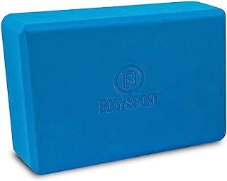 Body Sport Foam Yoga Block 3 x 6 x 9-Inch
