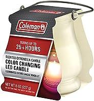 Coleman 变色 LED 香茅户外香薰蜡烛
