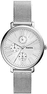 Fossil Jacqueline 多功能不锈钢网眼手表 ES5099