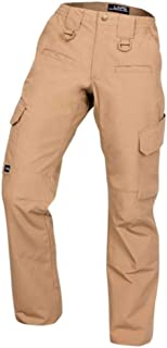LA Police Gear 女士弹力 WB 8 口袋操作员战术裤 土色(Coyote) 12-REGULAR